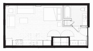 A1-A Floor Plan