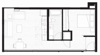 H Floor Plan