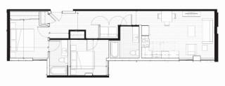 C- Type A Floor Plan
