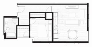 D-2@CONC Floor Plan