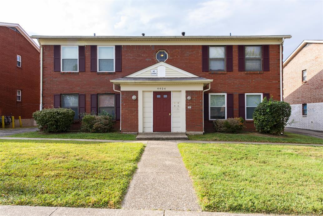 Maplewood Apartments Exterior