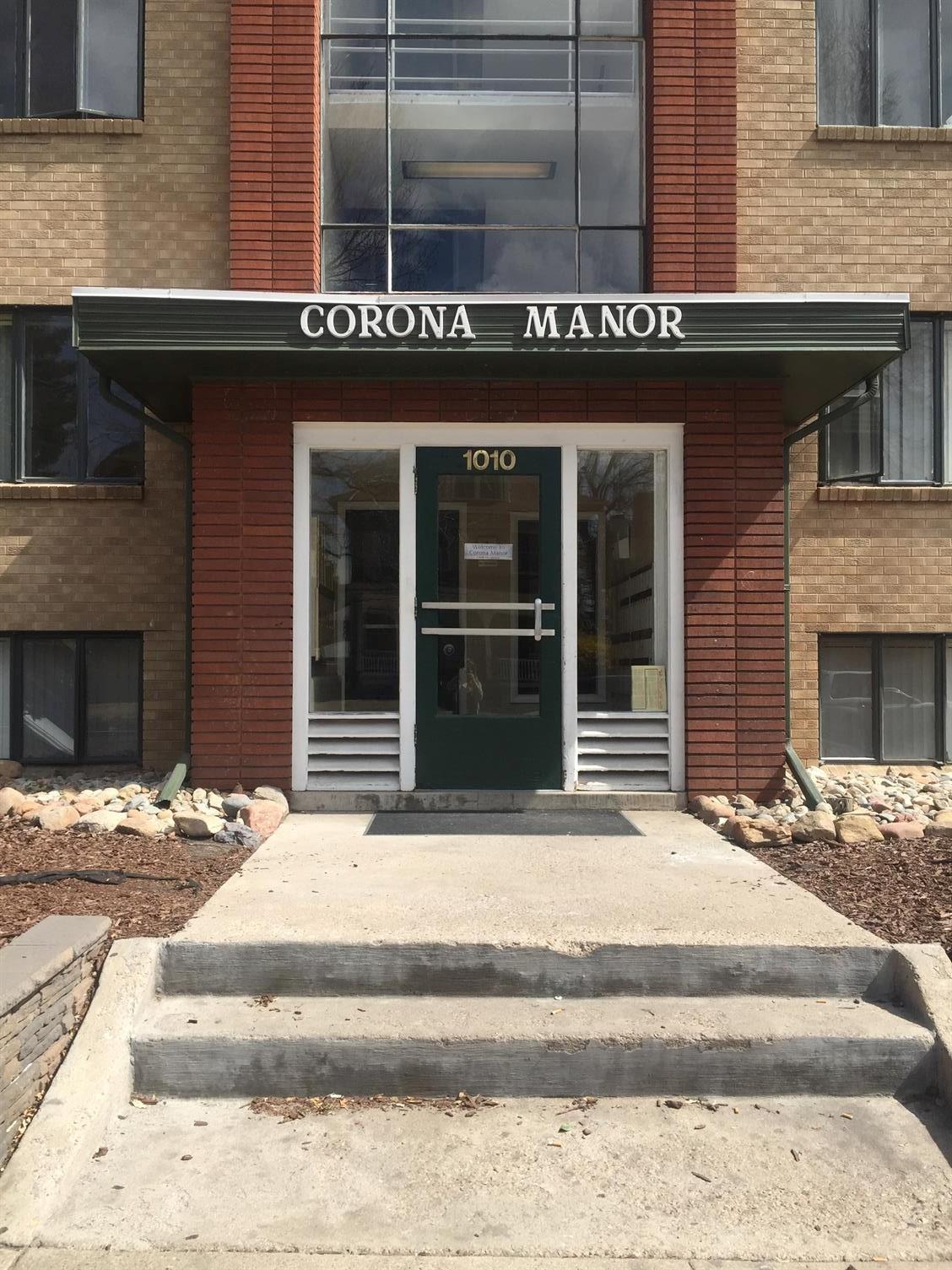 Corona Manor Apartments Exterior