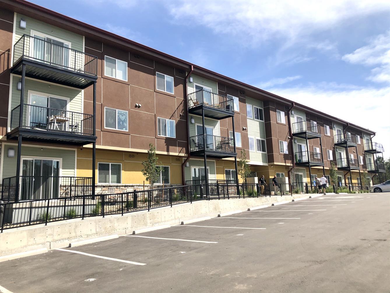 Aspen Grove Apartments Exterior