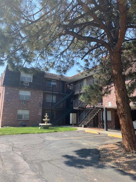 3333 S. Grant St. Apartments Unit 103 Exterior