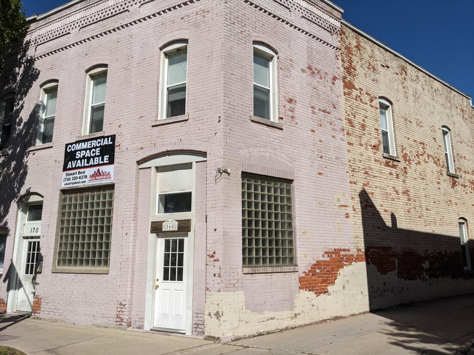 168 Riley St. Suite B Exterior