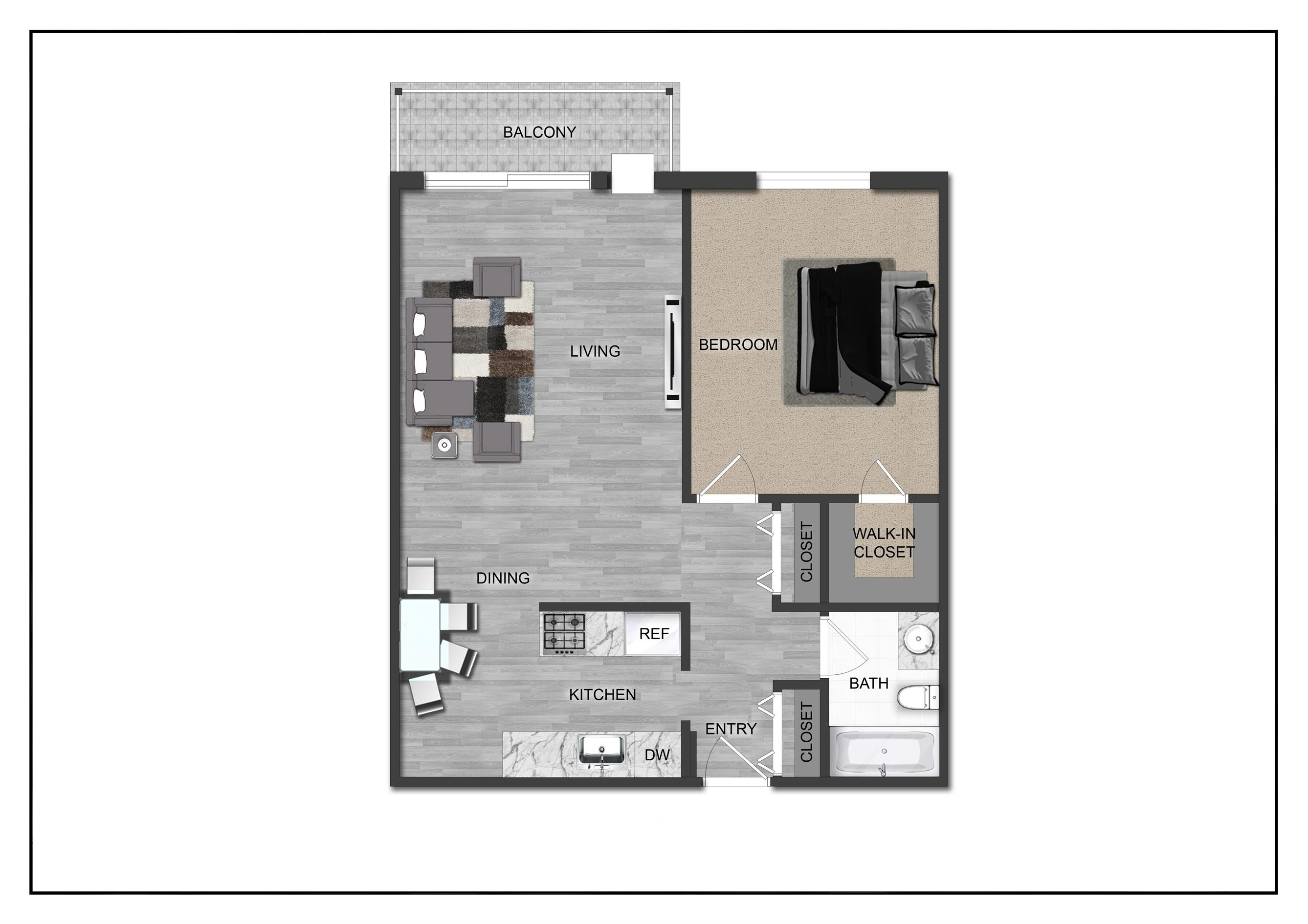 Image of 3020 Sumter Ave N, # 3