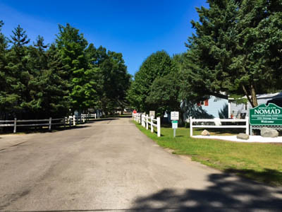 Nomad Manufactured Home Community Mobile Home Park
