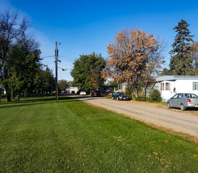 Larimore Manufactured Home Community Mobile Home Park