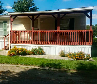 ILOG Oglesby MHP Manufactured Home Community Mobile Home Park