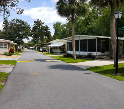 The Reserve at Homosassa Springs Mobile Home Park