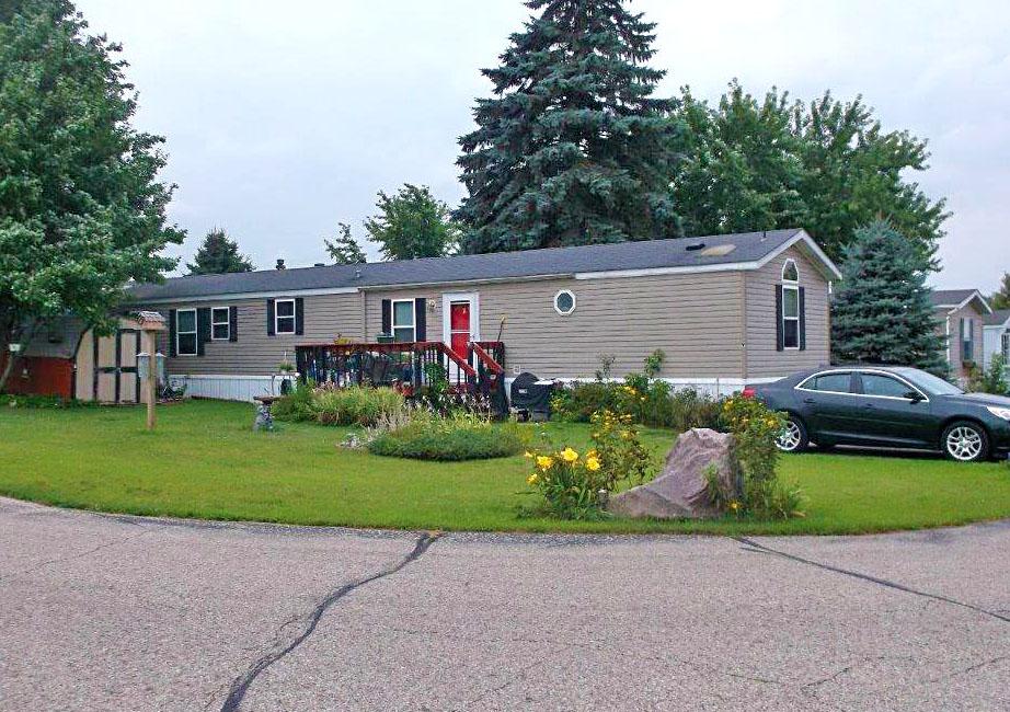 Evansville MV MHP Manufactured Home Community Mobile Home Park