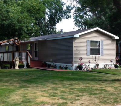 Town & Country MHP Mobile Home Park