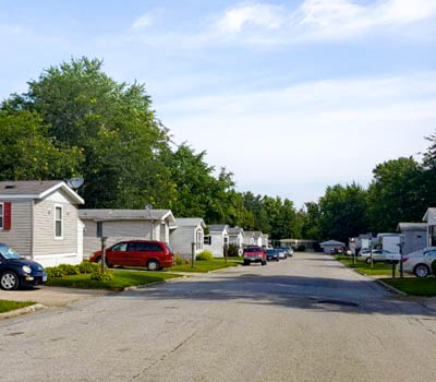 Grimes MHP Manufactured Home Community Mobile Home Park