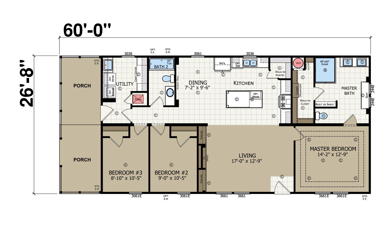 floorplan image for unit 370