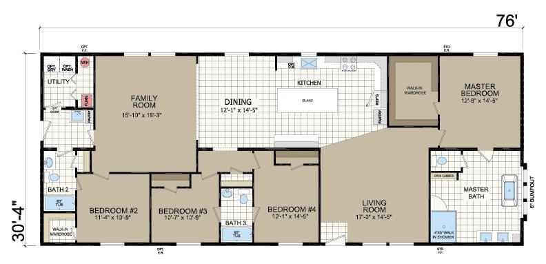 floorplan image for unit 356