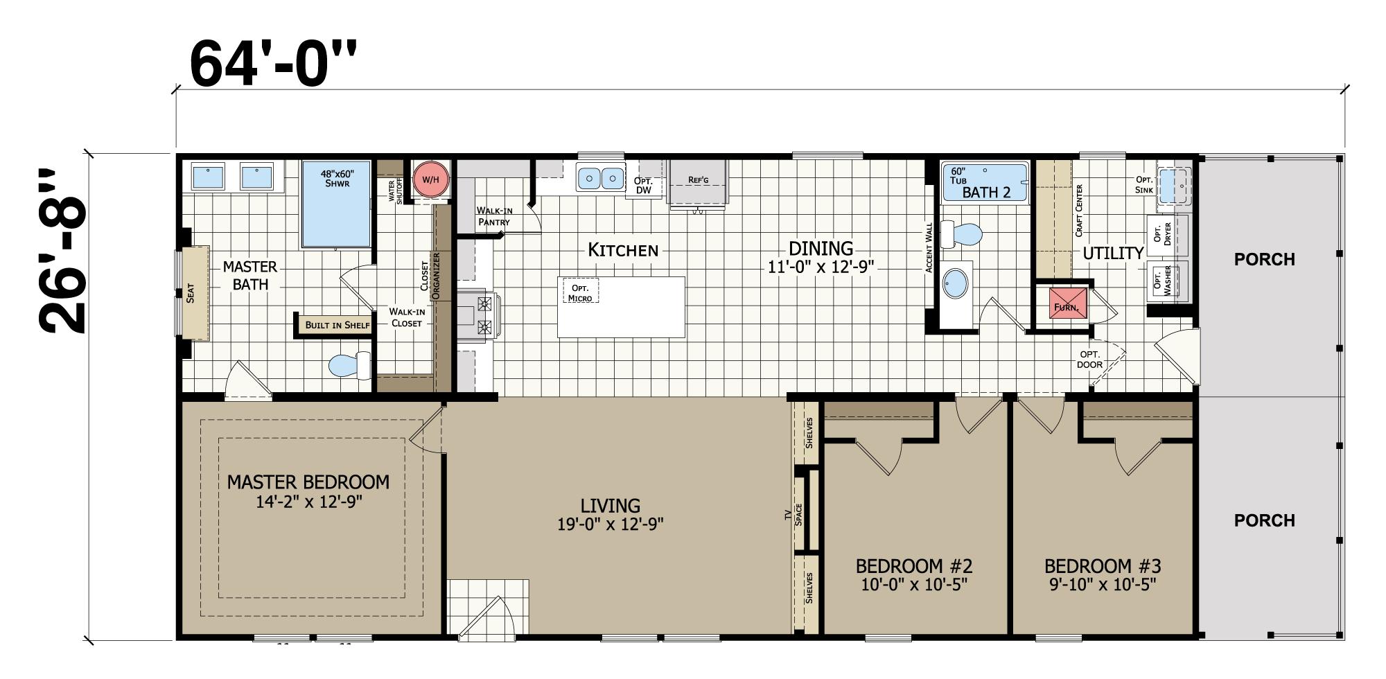 floorplan image for unit 377