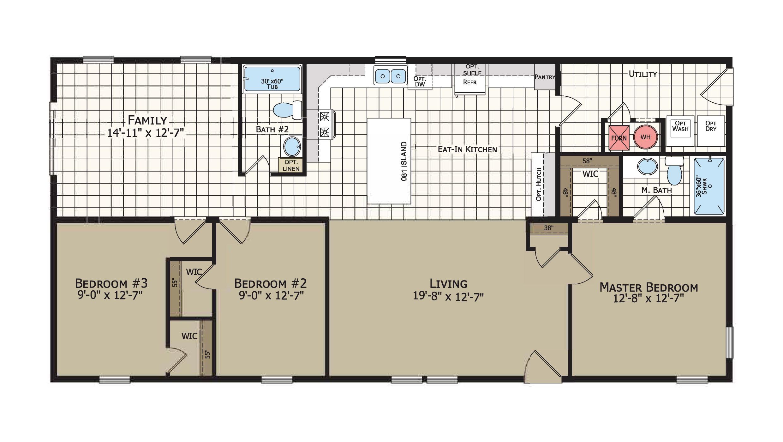 floorplan image for unit 367