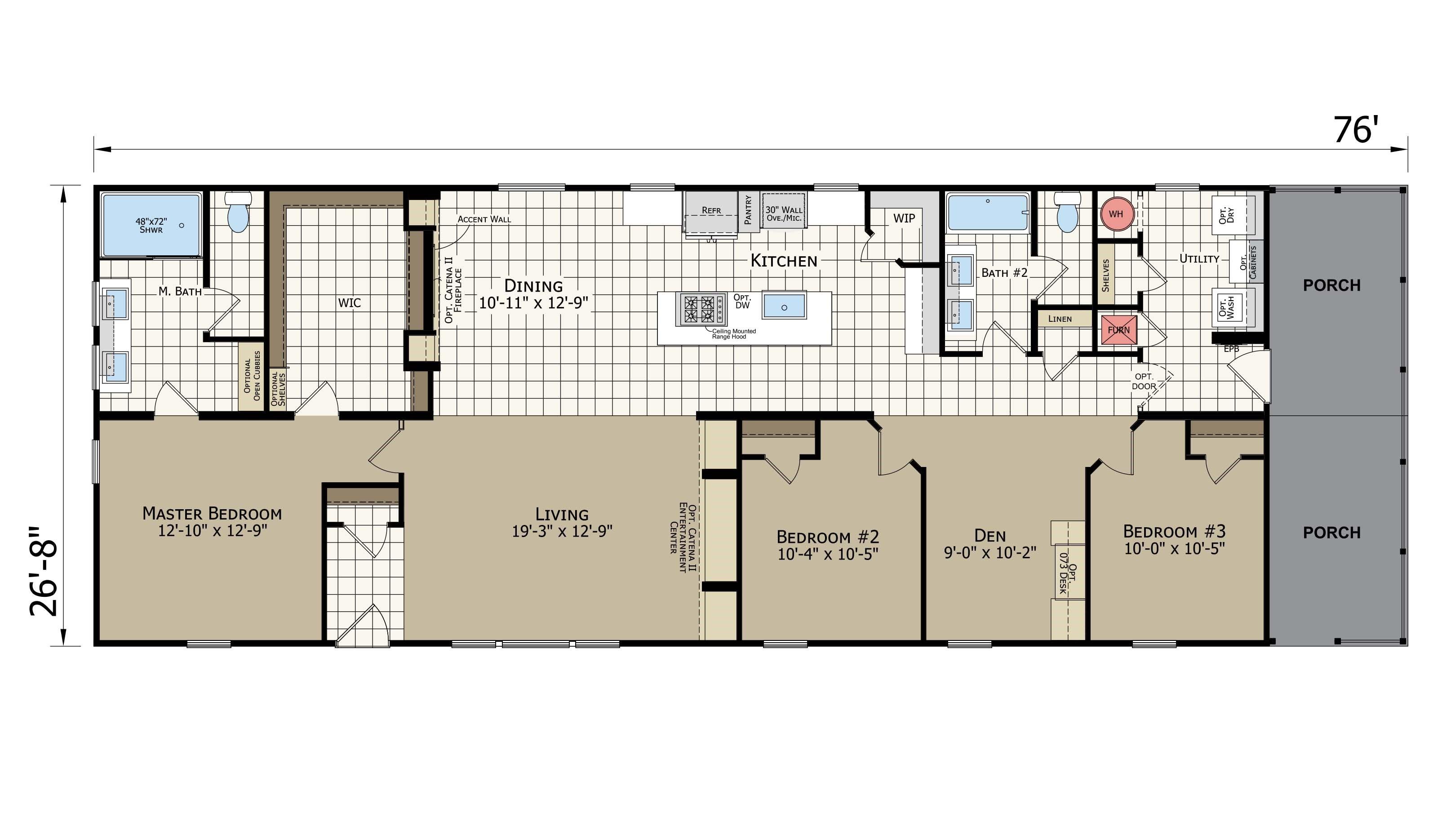 floorplan image for unit 337