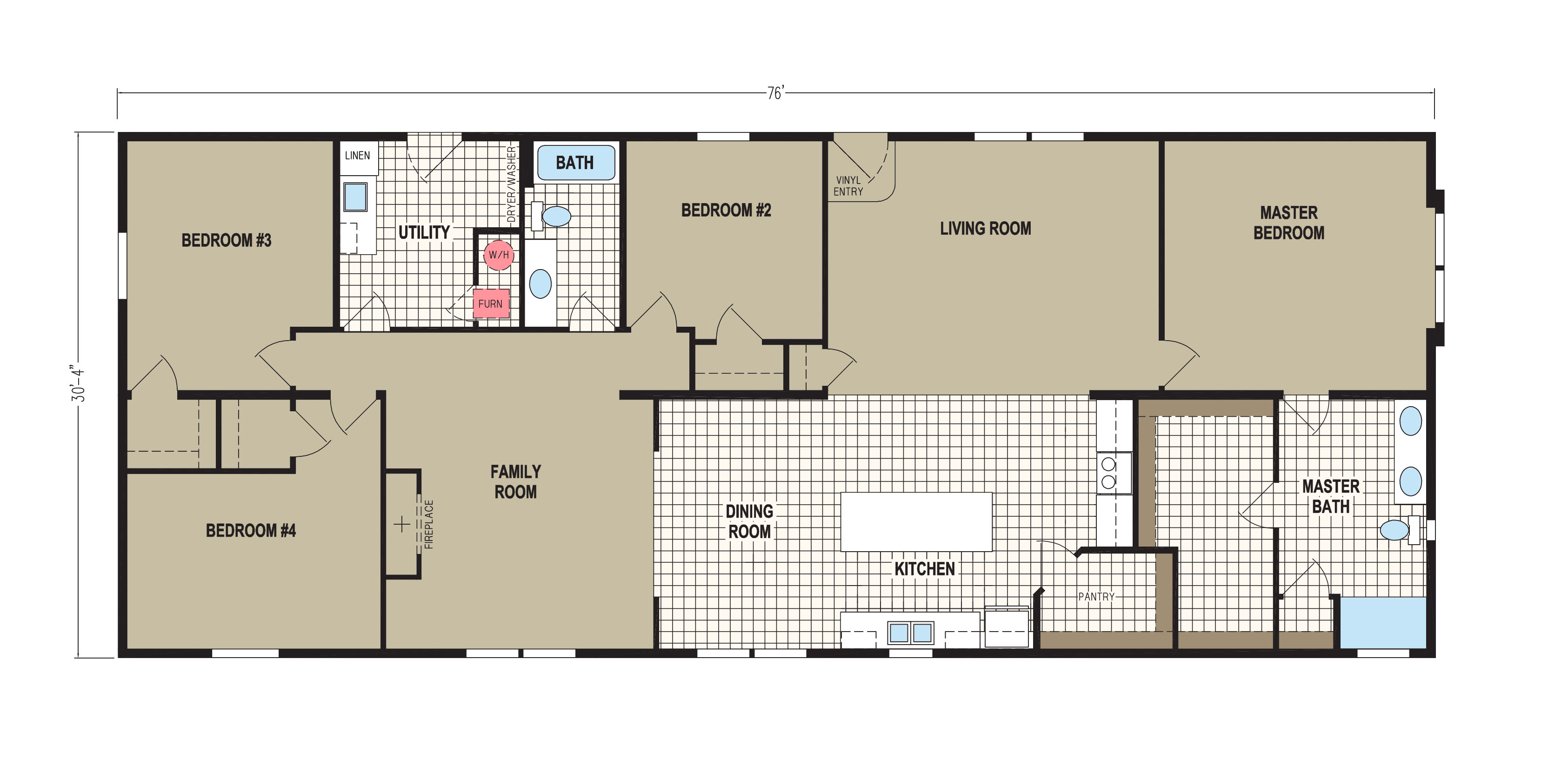 floorplan image for unit 396