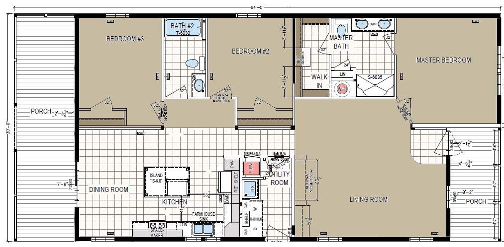floorplan image for unit 394