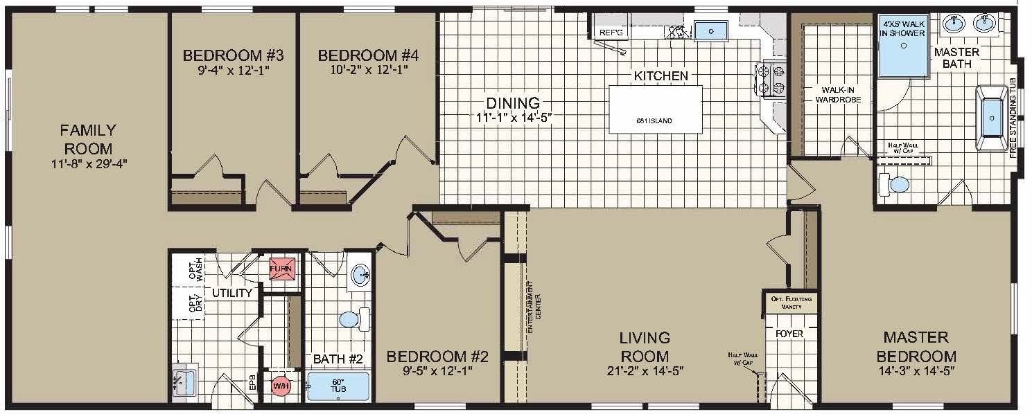 floorplan image for unit 355