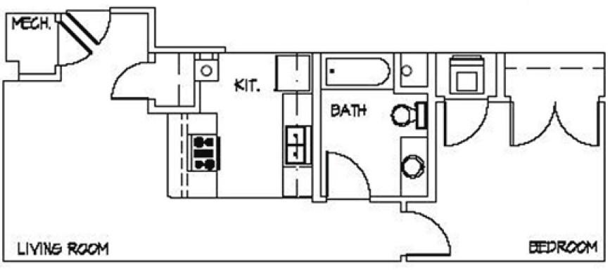 Mark Twain Apartments