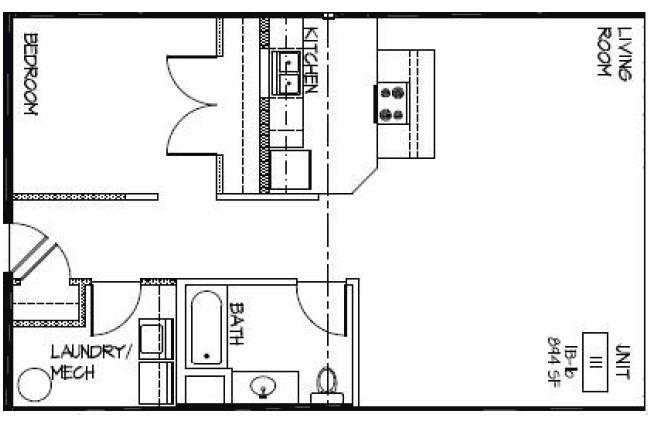 Ely Walker Apartments