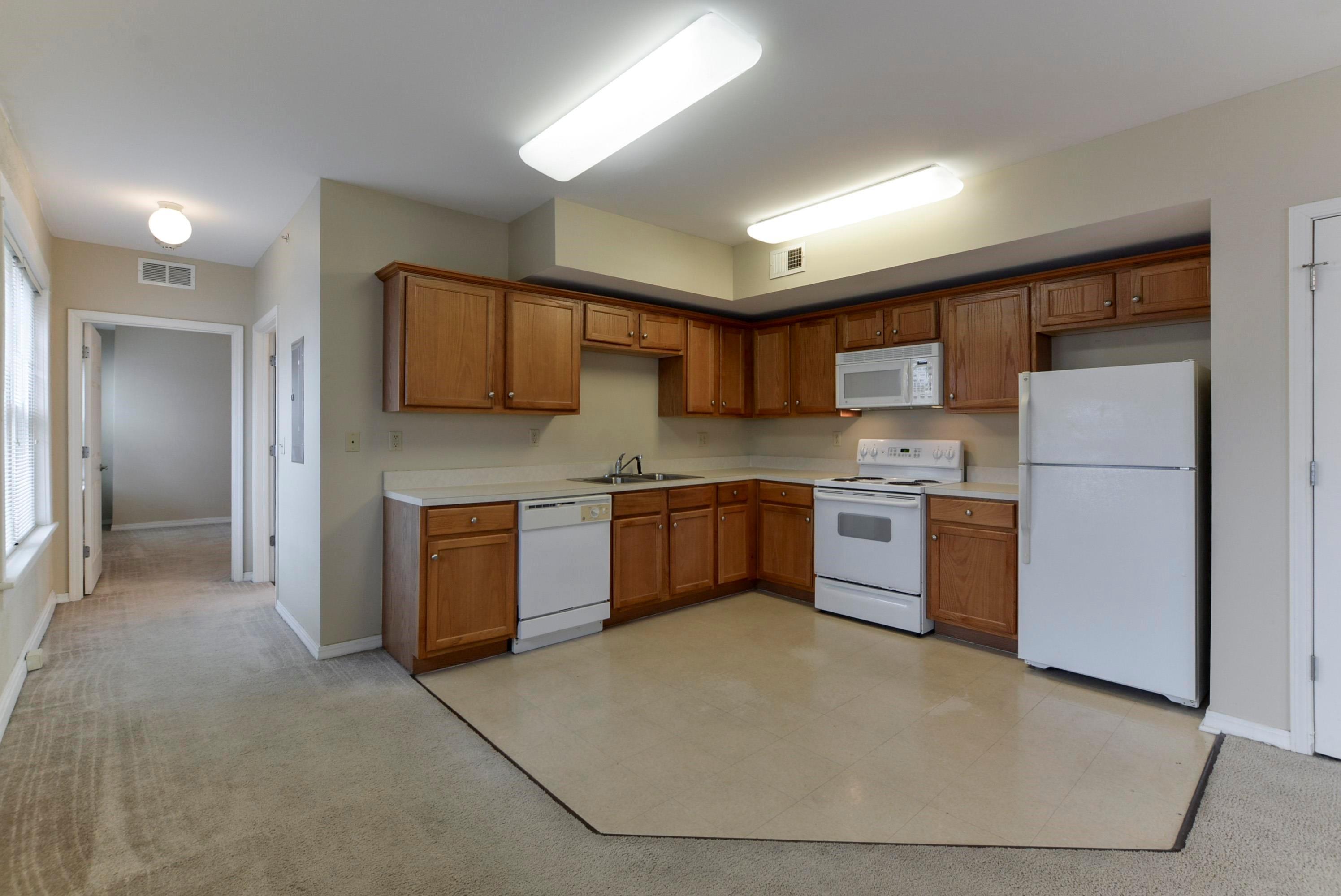 Walnut Apartments