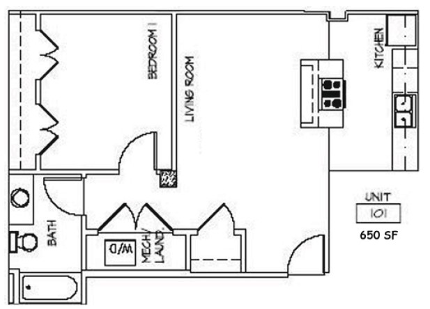 Oak Apartments