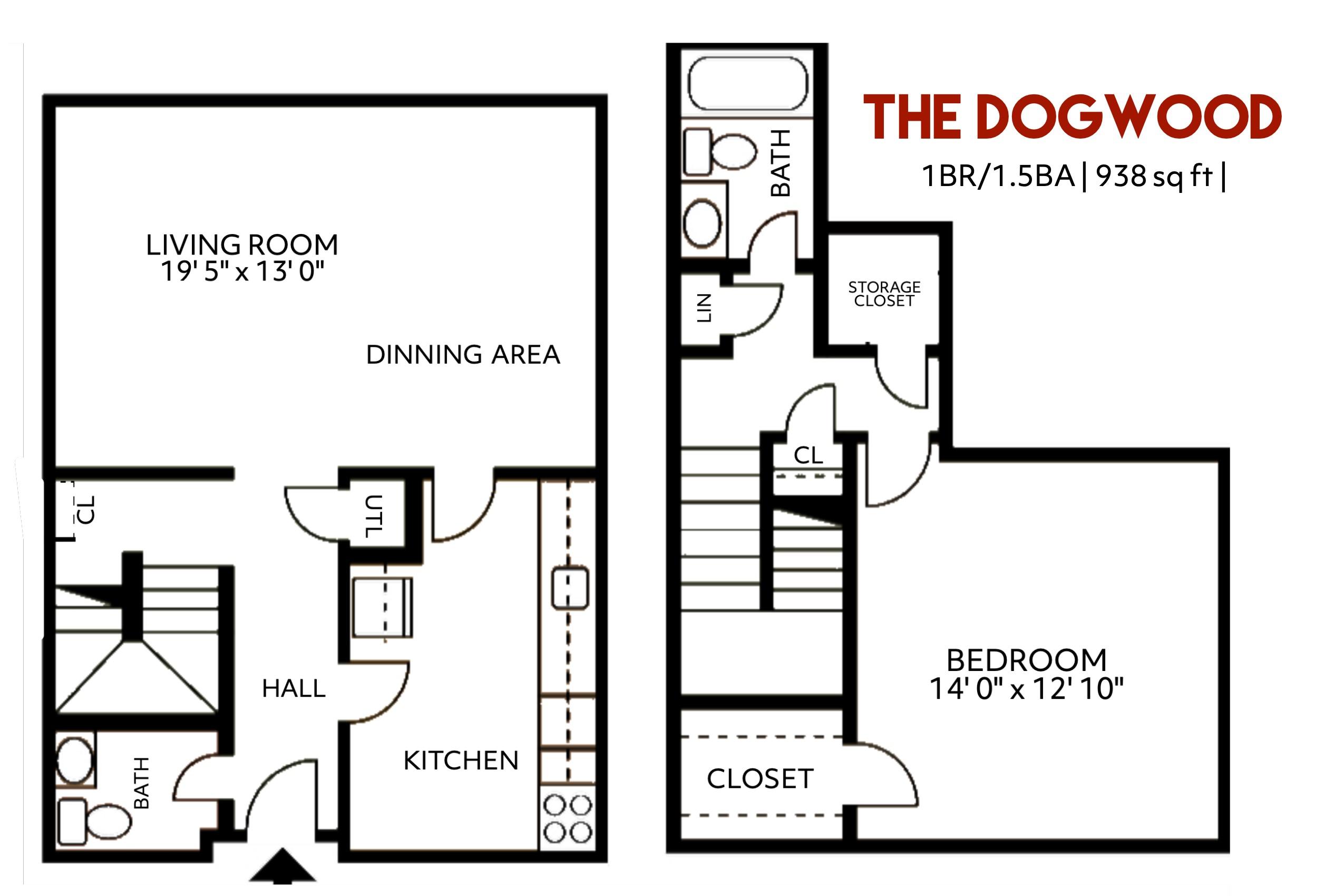 The Dogwood Floorplan