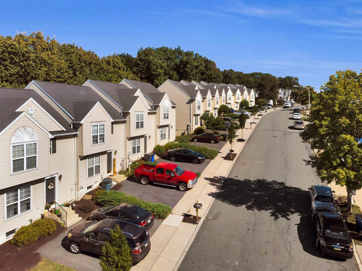 Townhouses at Upland Village