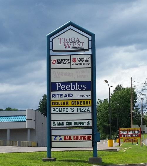 Tioga West Plaza