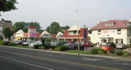 Jenkintown Square Shopping Center