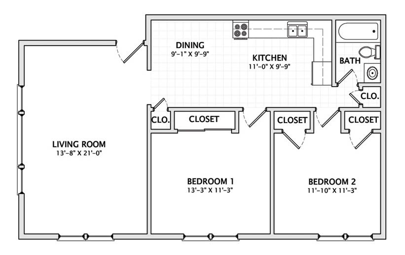 511 W. Church Unit Image