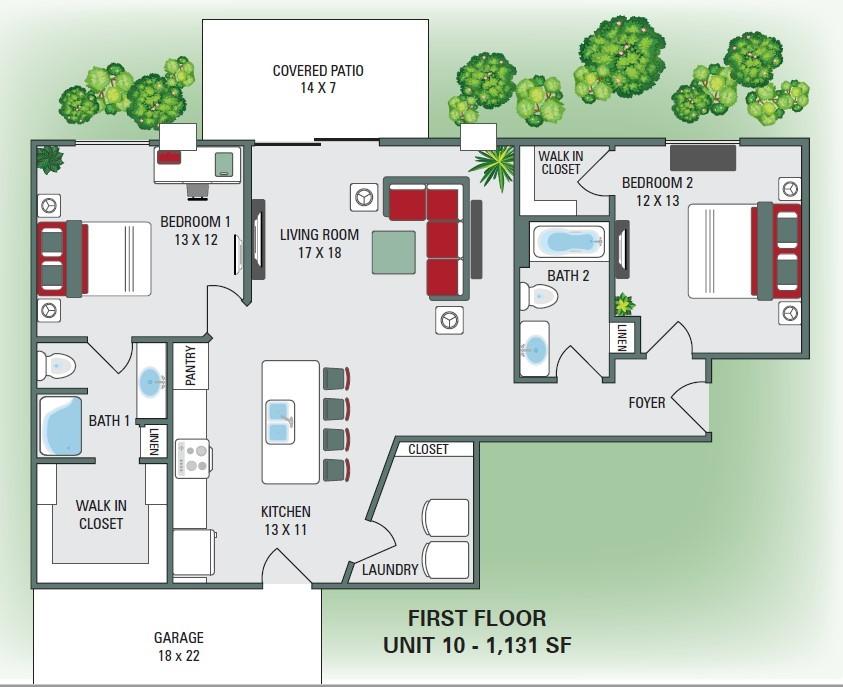 3904-10 Floorplan