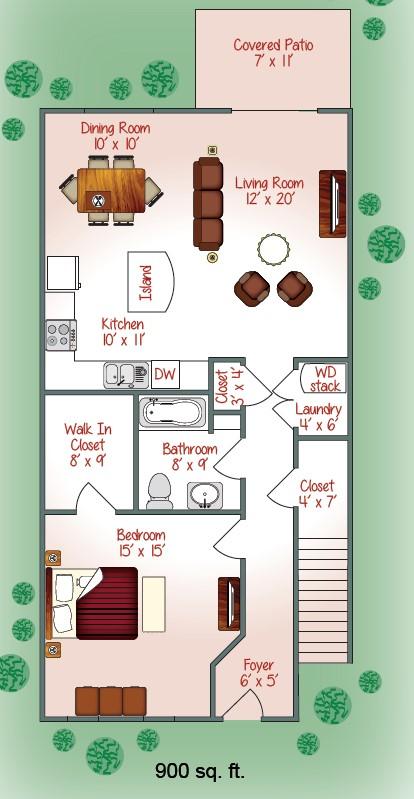 6343-08 Floorplan