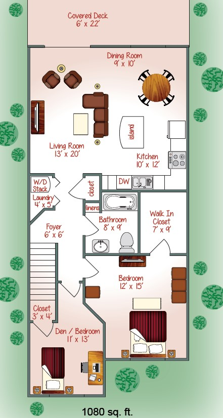 6437-07 Floorplan