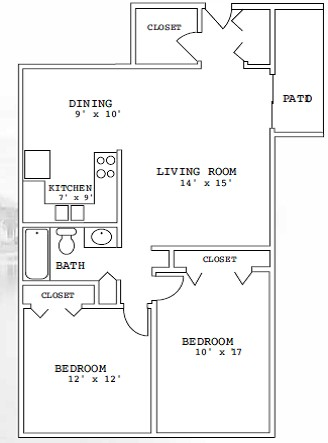 2503-07 Floorplan