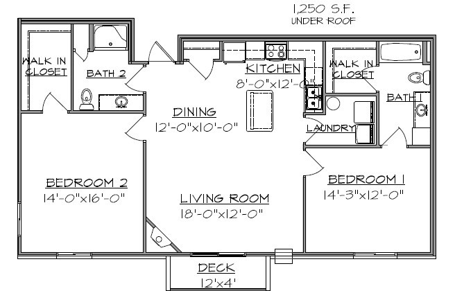 725-03 Floorplan