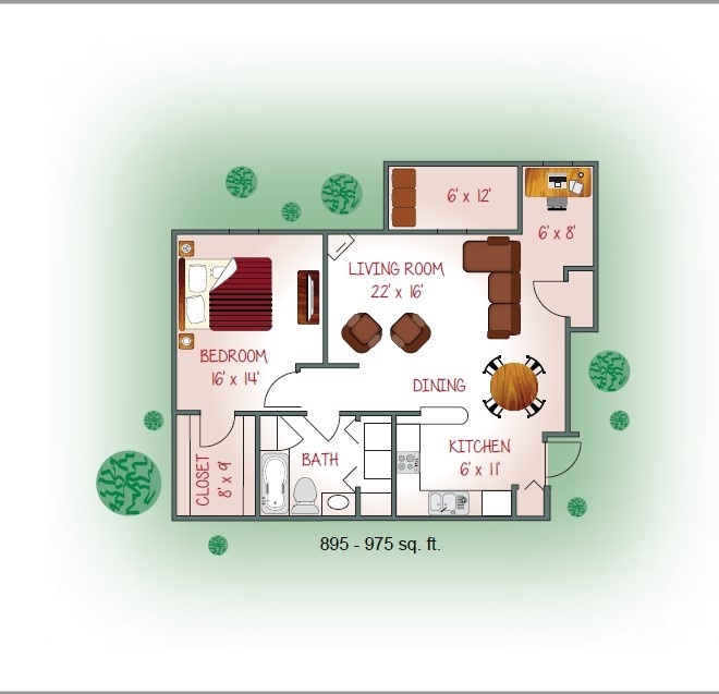 1585-07 Floorplan