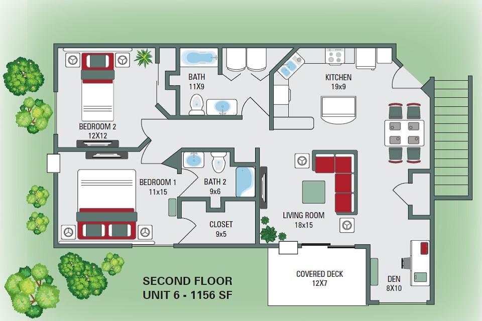 2230-06 Floorplan