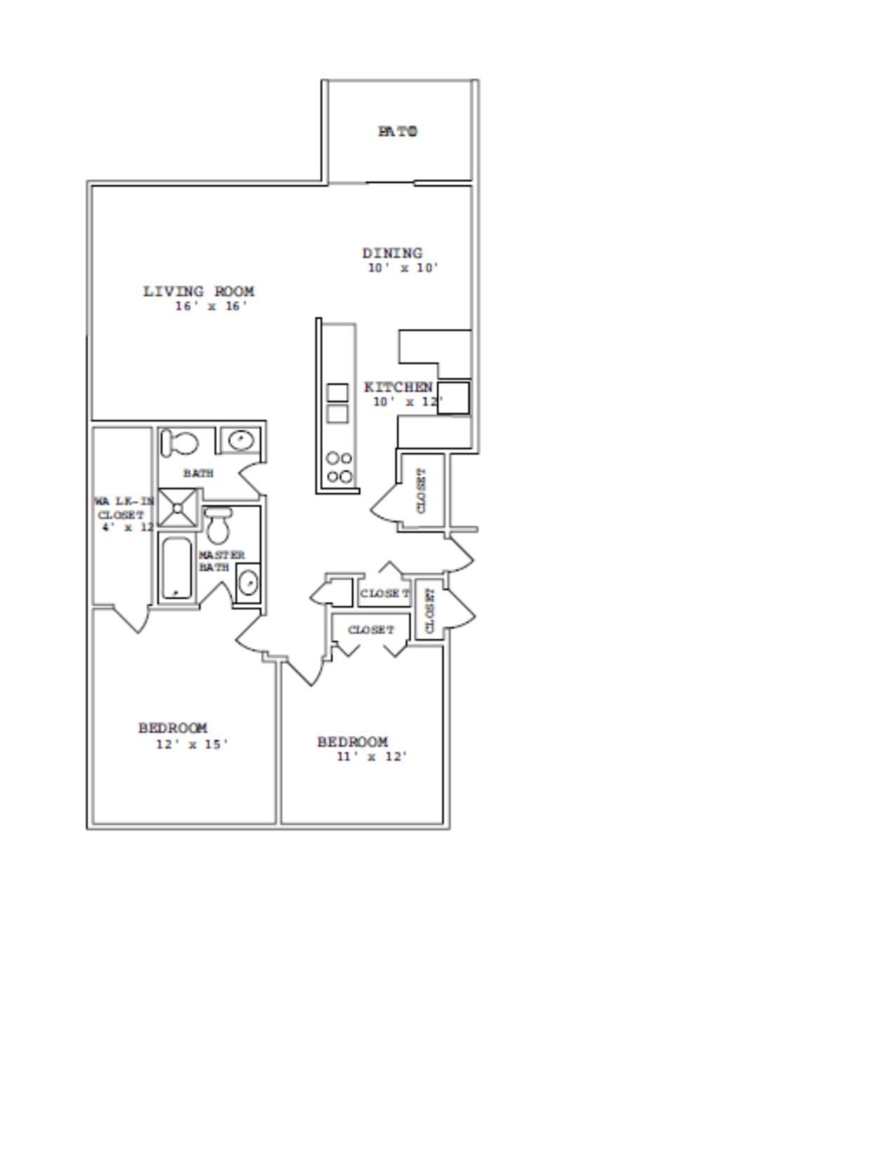 890-16 Floorplan