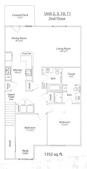 3012-11 Floorplan