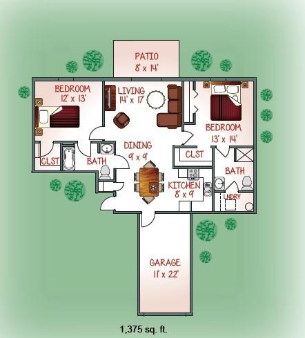 1648-08 Floorplan