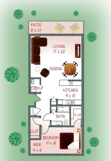 600-07 Floorplan