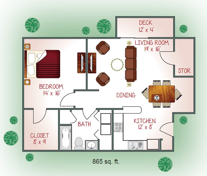 2208-04 Floorplan