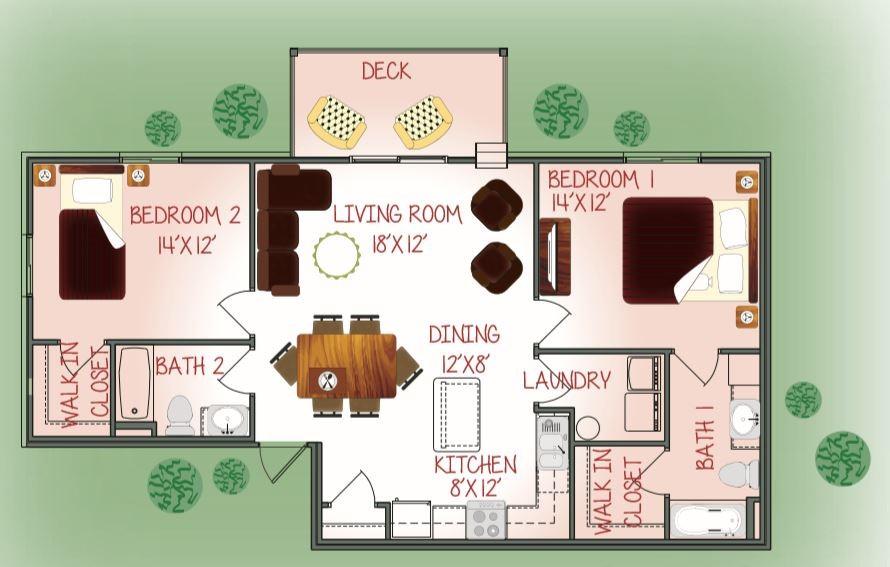 600-02 Floorplan