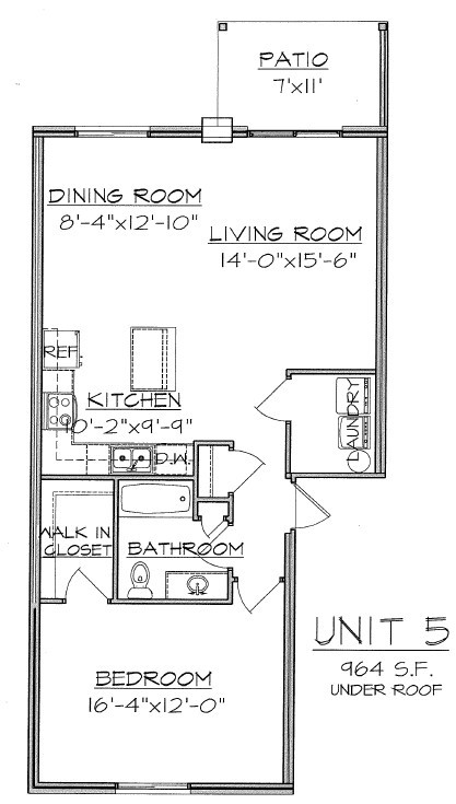 791-05 Floorplan