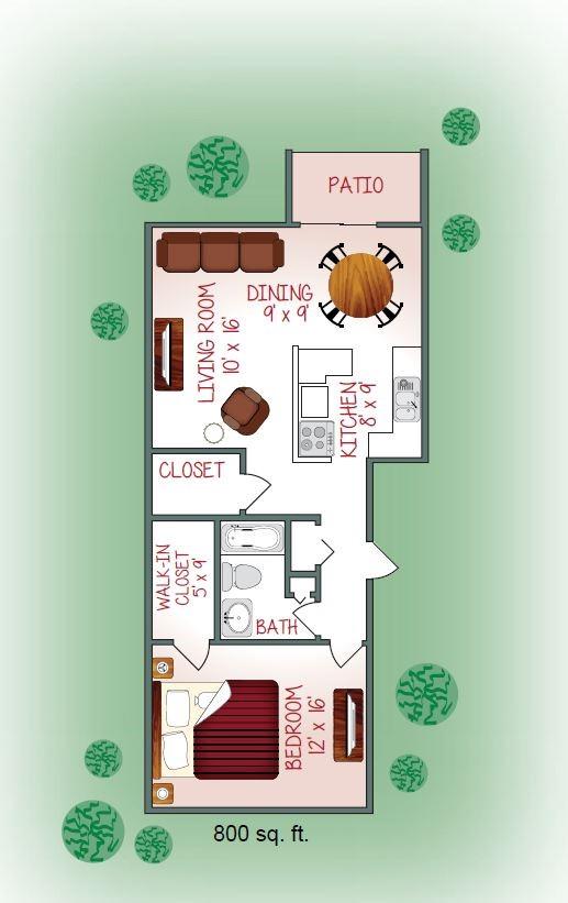 820-05 Floorplan