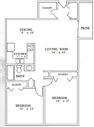 835-05 Floorplan